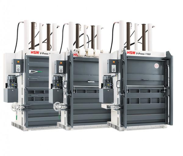 HSM V-Press 1160 eco