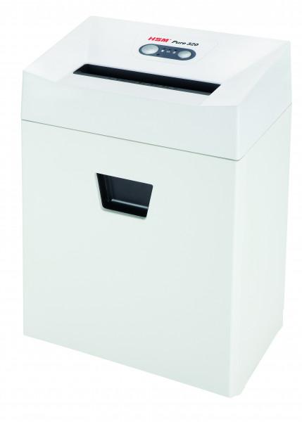 Document shredder HSM Pure 320