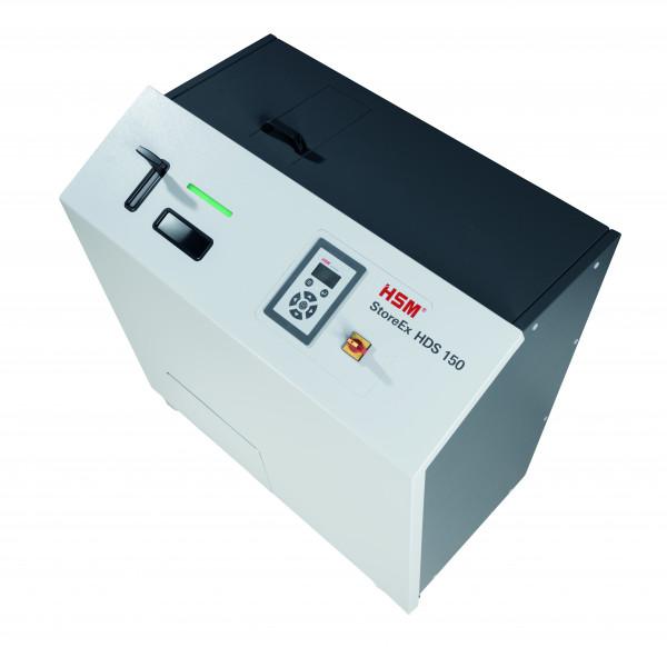 Medienvernichter HSM StoreEx HDS 150